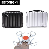 2018 Luxury PC Suitcase For Mitu Drone Waterproof Protection Storage Case MITU Hard Shell Standard Portable Bags For Quadcopter