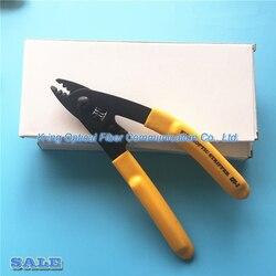 CFS-3 three-port Fibre Stripper CFS-3 fiber stripping pliers / wire strippers FTTH three hole stripper plier for miller