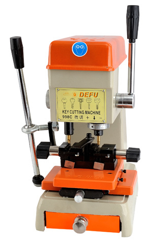 998C vertical key cutting machine.door and car lock key machine.factory lock machine locksmith supplies duplicate key cutting