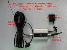 10 m Câble + Antenne GSM 900 Mhz Booster Répéteur Mobile Signal de Téléphone Cellulaire Amplificateur de Signal gsm booster 900 mhz répéteur Usine