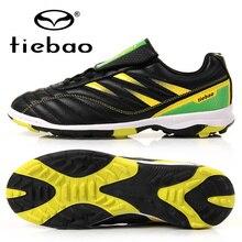 Tiebao futbol turf подготовки подошва zapatos резиновая спортивной бутсы tf de