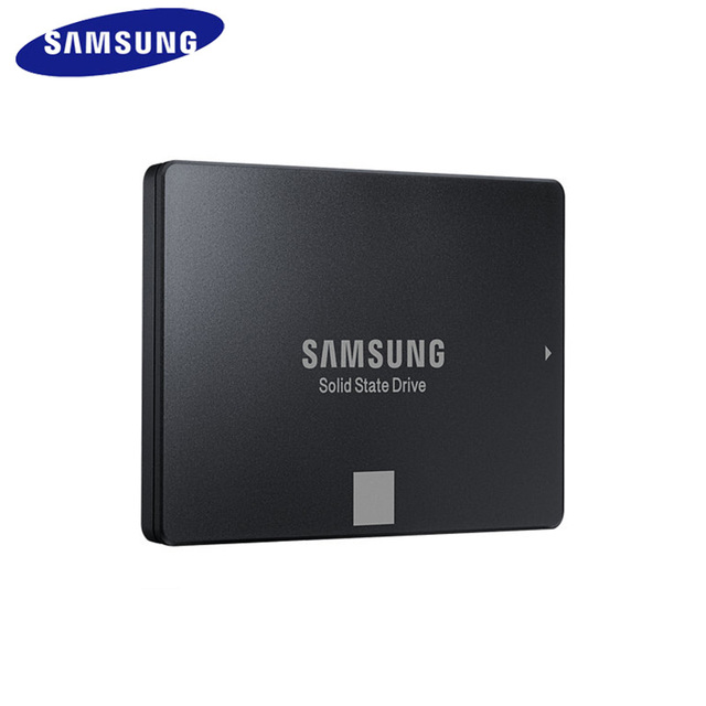 Samsung 750/850EVO 120GB 250GB 2.5Inch SATA 2.0 Internal SSD For Notebook Desktop PC Solid State Drive Without Retail Packaging