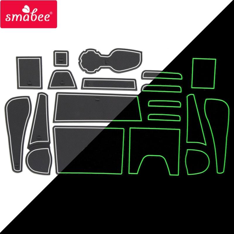 Smabee Gate Slot Pad Para Chevrolet AU Holden COLORADO 2012-2017 LT - Accesorios de interior de coche - foto 6