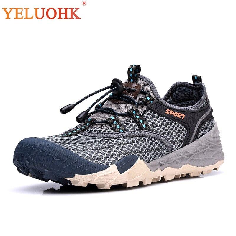 khaki brown Qualidade Respirável Casuais 2018 Dos Confortáveis gray Sapatos Alta De Outono Homens Tênis Blue wqS6n077
