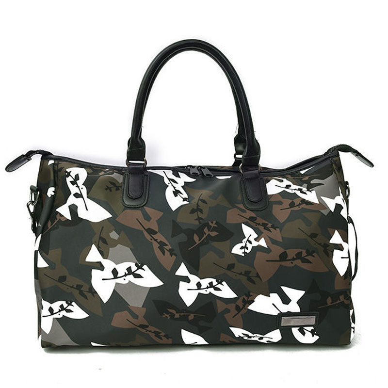 Womens Fitness Gym Bag Yoga Shoulder Bags Handbags For Women Outdoor Sports Crossbody Camouflage Ping Xa396wa