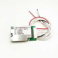 E-bike bateria 10 s 36 v li-ion bateria de lítio 15a 18650 bms proteção da bateria pcb placa equilíbrio