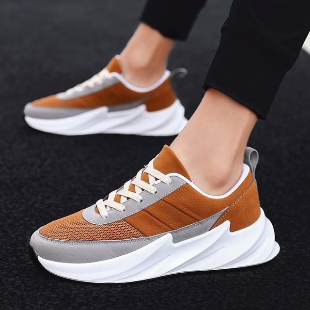 Men's Breathable Casual Sneaker Shoe