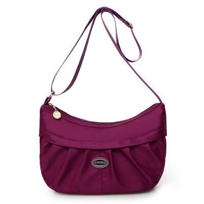 New Versatile Womens bags!Hot Ladys Casual shopping Oxford Shoulder&Handbags bag Top Fashion Zipper one-shoulder Handbags
