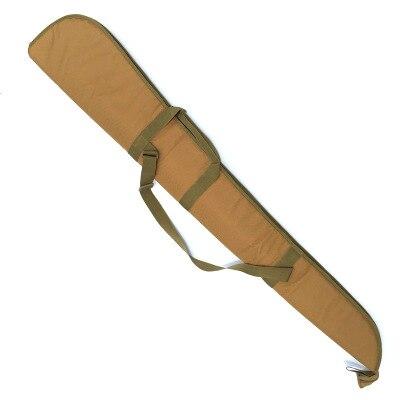 130cm tático rifle saco 600d oxford pano camo militar caça arma caso alça de ombro escondido coldre acessórios bolsa