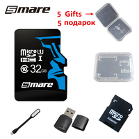 Smare New Micro Sd Card Memory Card 32GB Real Class 10 Memory Card Free Shipping