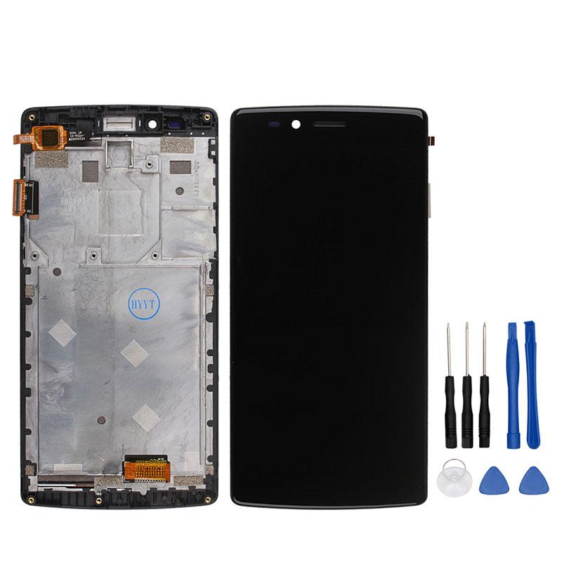 Prix pour Vernee Apollo Lite Apollo X Écran LCD Display + Écran Tactile Avec Cadre 100% D'origine Digitizer Assemblée Pièces De Rechange + Toos