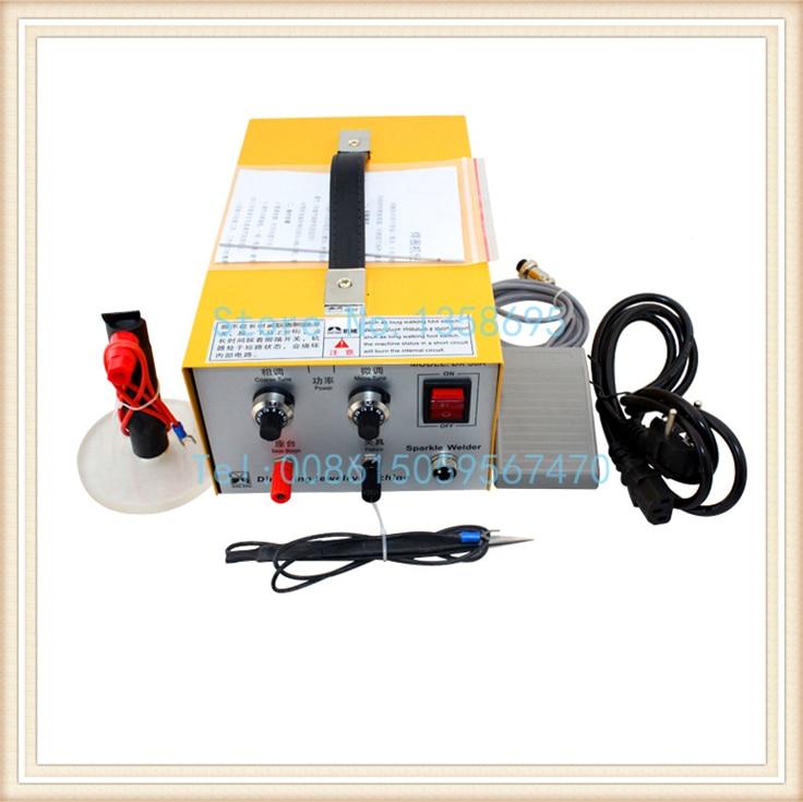 gold welding machine jewelry welding machine,sparkle jewelry welding machine,mini electric spot welder,necklace making machine