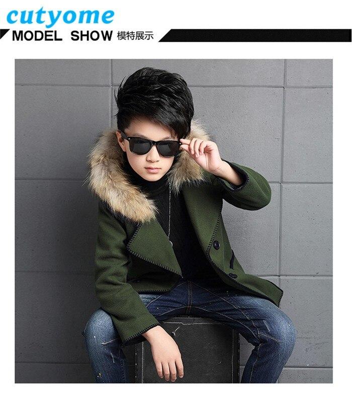 fashion wool coats for kids01