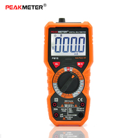 PM18C/PM18 multimeter digital multimeters tester profissional Voltage Capacitance Frequency Temperature hFE NCV Line Tester