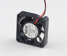 3D printer parts 2pcs/lot Cooling fan 3010 30x30x10mm With 2Pin Dupont Wire Cooler fans DC 12V Cooling Fan цена