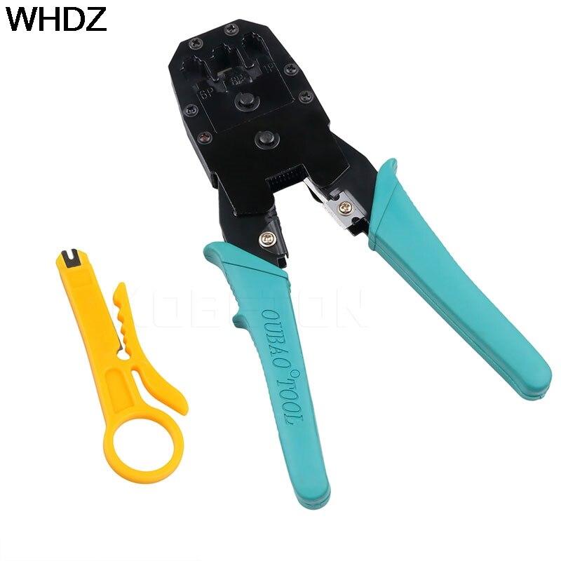 Multi purpose Modular Crimping Plier Cable Plier Wire Stripper and ...
