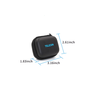Image 4 - Mini Bag Box Case for GoPro Hero 8 7 6 4 3+ black Session Xiaomi YI 4K SJCAM EKEN SOOCOO for Go pro Action Camera Accessories