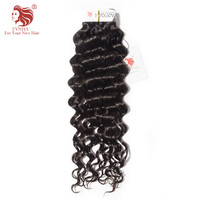 [FYNHA] Peruvian Virgin Hair Bouncy Curly 100% Human Hair Bundles 12 28inch Free Shipping