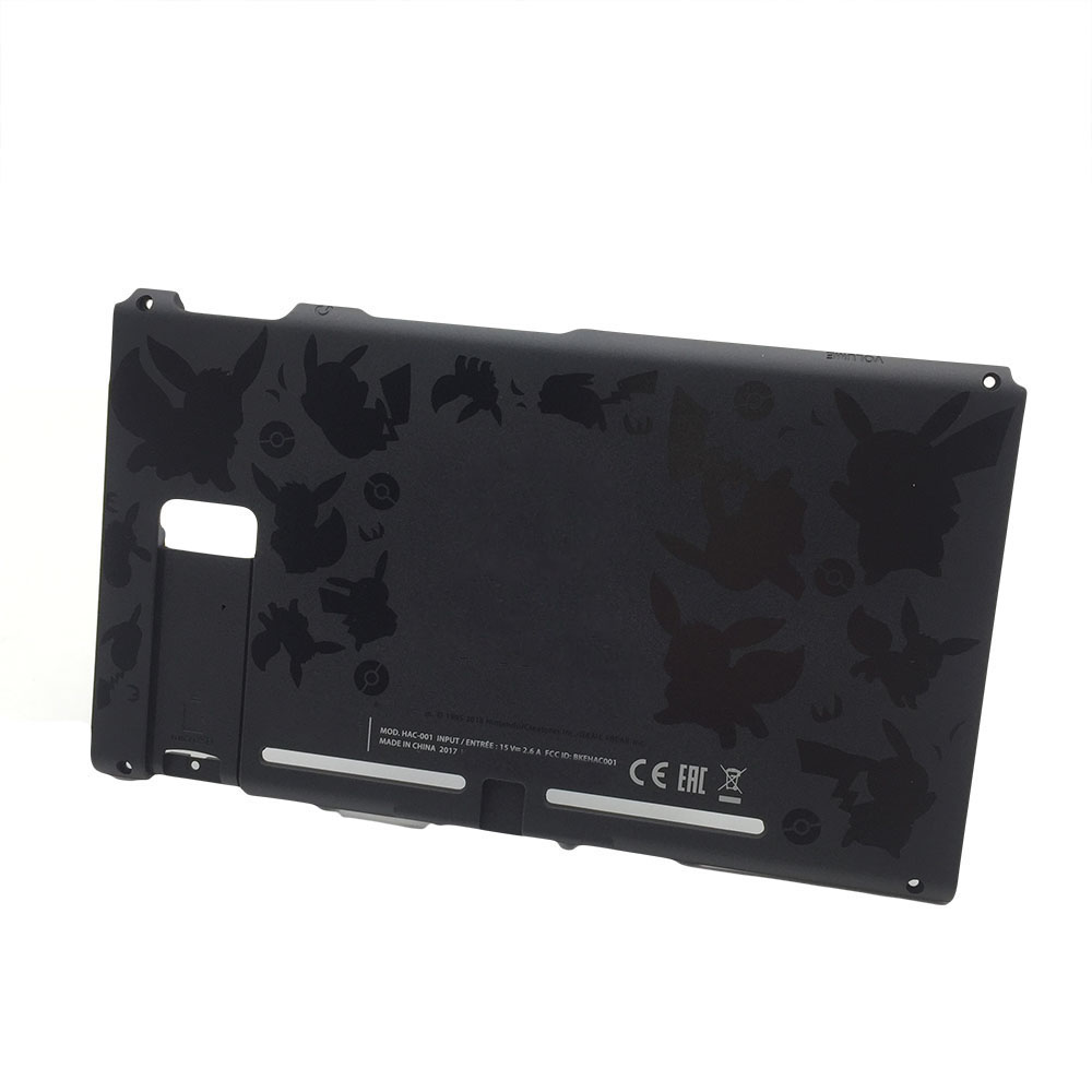 10PCS For Limited Edition Housing Shell Back Faceplate for Nintendo Switch NS Console Cover Plate Replacement