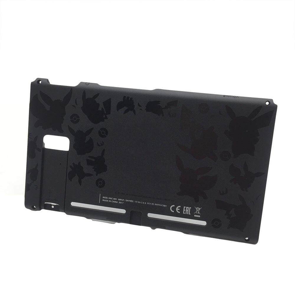 10 pcs pour édition limitée boîtier coque arrière plaque pour Nintendo Switch NS Console plaque de couverture pièces de rechange-in Pièces de rechange et accessoires from Electronique    1