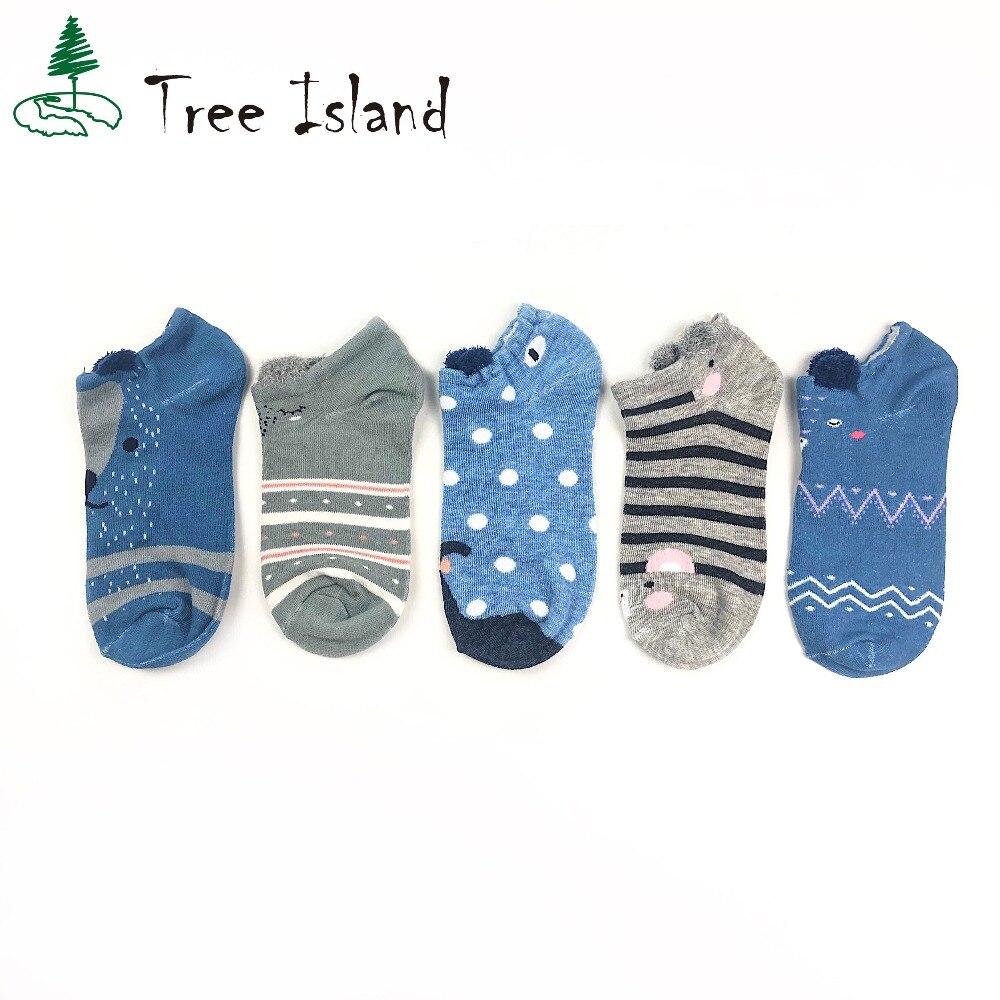 3D ear Cotton women socks Funny Animail Cartoon sock Color Pattern Winter sock Fashion Warm Short S in Socks from Underwear Sleepwears