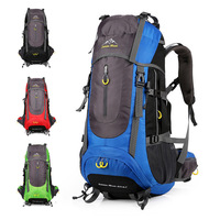 2018 New Mountaineering Backpack Men Outdoor Sports Wilderness adventure Survival Hiking Travel 70 L Waterproof Bicycle Bags