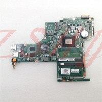 Für hp Pavilion 17-G Laptop Motherboard 809408-001 814752-001 DA0X21MB6D0 DDR3 Freies Verschiffen 100% test ok