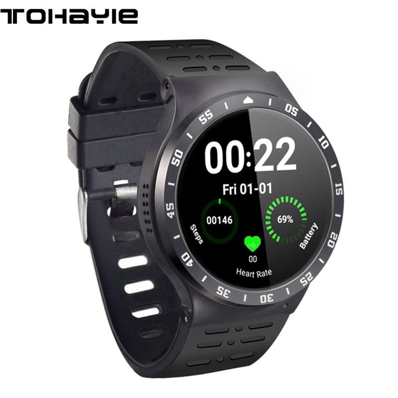 ToHayie S99a Smart Watch Men SIM Card 3G Wifi Bluetooth Smart Wristwatch Phone Fitness Tracker Android Watch relogio inteligente