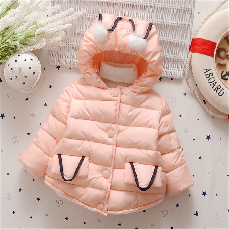 Bibicola Winter Kinder Mädchen Mantel Jacken Mode Baumwolle Dicken Pullover Oberbekleidung Kinder Casual Schneeanzug Unten Parkas Bebe Outfits