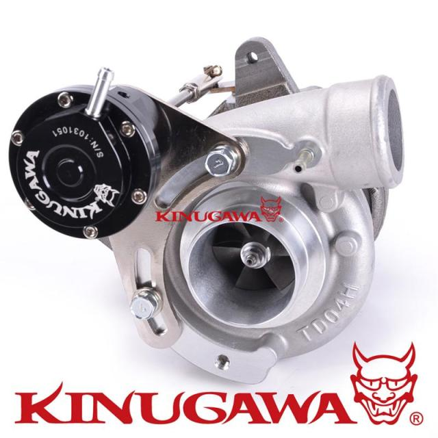 Kinugawa Upgrade Billet Turbocharger Bolt-On TD04HL-19T 6cm T25 for SAAB  9000 B234R