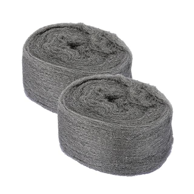 Steel Wool 0000 Malaysia: Steel Wool Grade 0000 Polishing Pad Fibre Wool For Metal