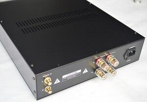 Image 3 - 320*80*266 مللي متر A3208A الحديد الجسم ألواح ألومونيوم مكبر للصوت الهيكل لتقوم بها بنفسك صندوق housingالضميمة المتكاملة مكبر للصوت قبل مكبر للصوت