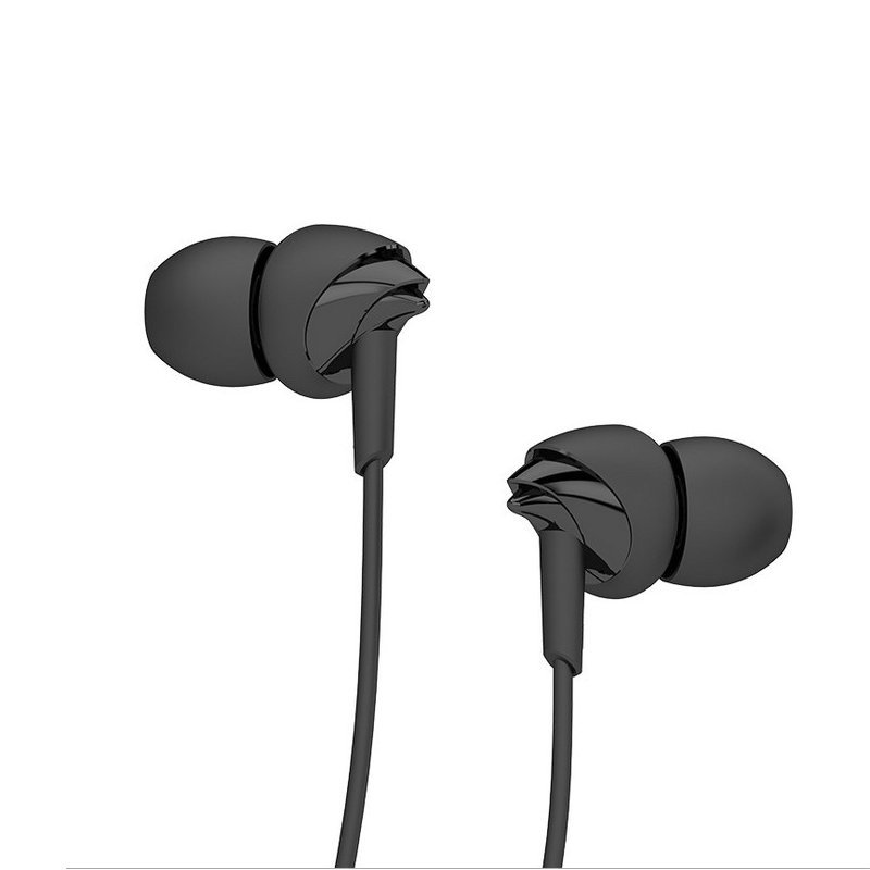 UiiSii Subwoofer Wired Earbuds Universal In-ear Line Control Music Play Earphones with Microphone Auriculares for Samsung 1.2m