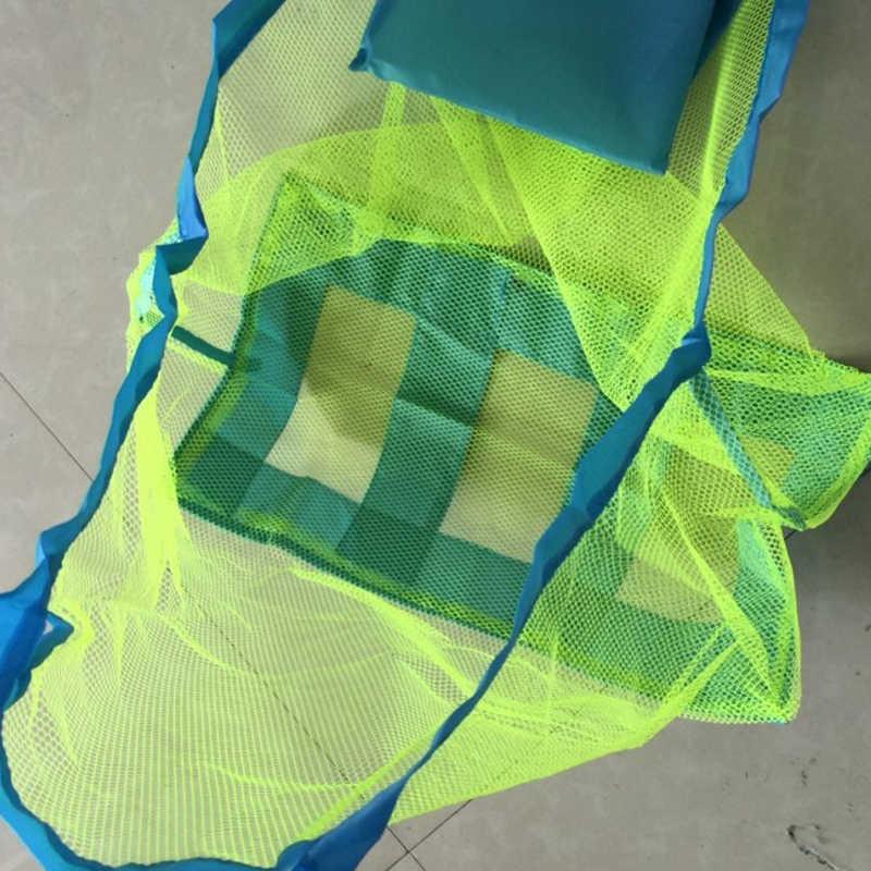 Crianças Areia Longe Protable Saco de Malha para Crianças Brinquedos de Praia Roupas Toalha Brinquedo Do Bebê Saco de Artigos Diversos Sacos De Armazenamento Mulheres Maquiagem Cosméticos sacos