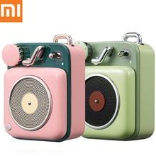 Xiaomi Mijia Cat King атомный проигрыватель B612 Bluetooth Интеллектуальный Elvis аудио портативный цинковый алюминиевый динамик H30