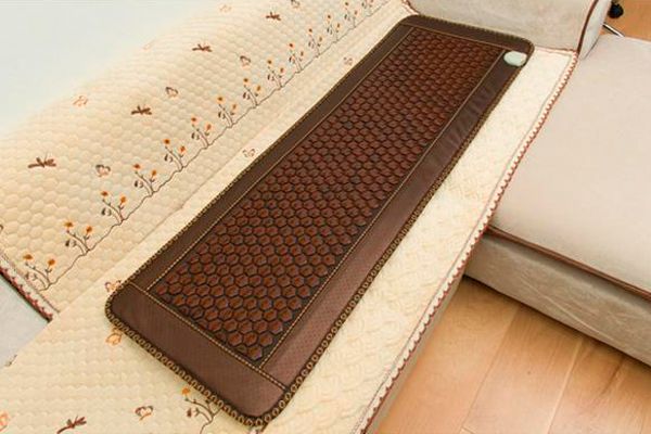 Free Shipping for Germanium Stone Mattress Jade Mattress Heated Magnetic Therapy Mattress Jade Size 50*150CM Free Shipping