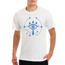 Legend of Zelda breath the wild symbol logo game gamer eye t-shirt New T Shirts Funny Tops Tee Unisex