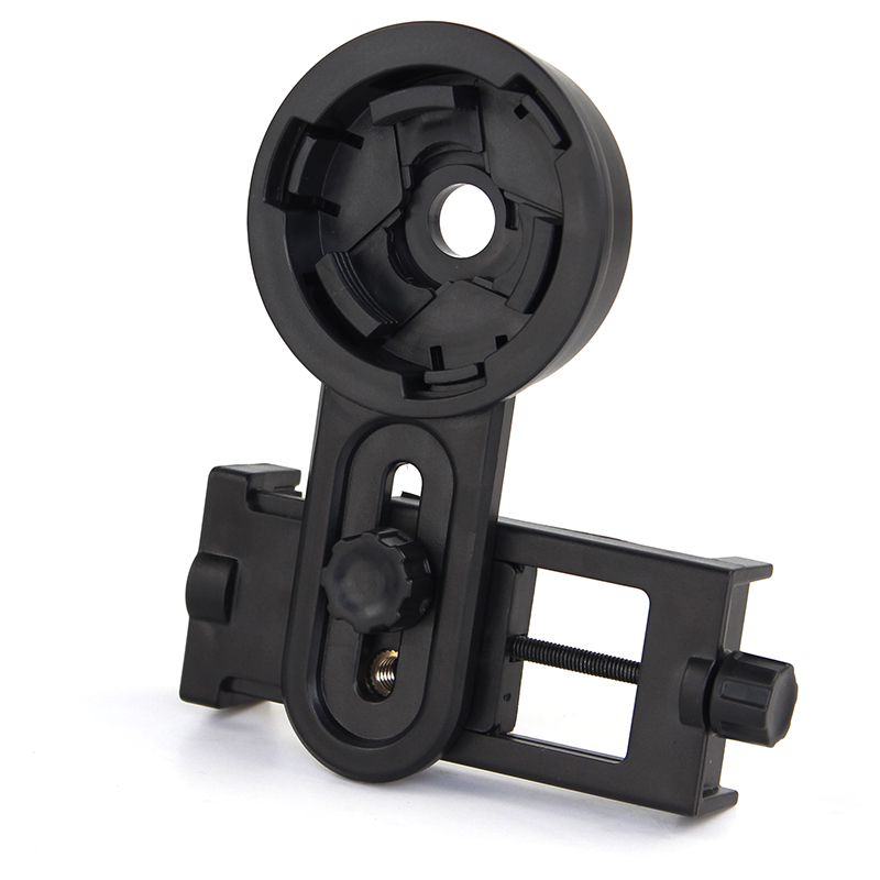 Plastic Universal Mount Adapter Connector for Connecting Camera iPhone Samsung Mobile Phone and Monocular Telescope Photography