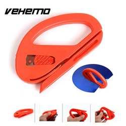 Vehemo углеродное волокно покрытие кузова режущий инструмент режущее устройство лезвие рециркуляции нож скребок безопасности виниловый
