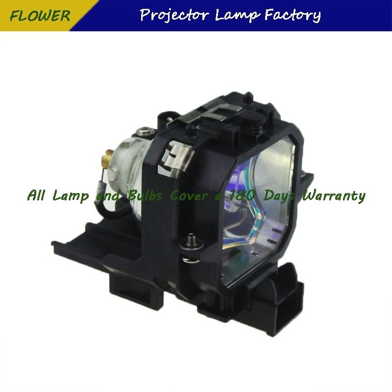 ELPLP21 V13H010L21 LAMP IN HOUSING FOR EPSON PROJECTOR MODEL EMP53