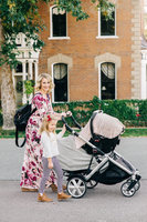 ทารกแรกเกิดทารกกันฝุ่นผ้าห่มป้องกันBreathablรถที่นั่งรถเข็นเด็กทารกครอบคลุมม่านบังแดดหลังคา...