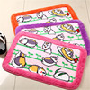 High Grade Cat Teacher Into The Door Mat Living Room Non Slip Mats Summer Months Friends