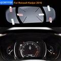 Estilo do carro Painel Do Carro Pintura Película de Proteção ANIMAL de ESTIMAÇÃO Para Renault Kadjar 2016 de transmissão de Luz 4 H Acessórios Scratchproof