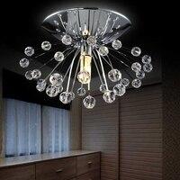 עיצוב חם למכירה משלוח חינם מודרני נברשת קריסטל אור Dia15 * H7cm מיני cristal זוהר מנורת led לבית מובטח 100%-באורות תלויים מתוך פנסים ותאורה באתר