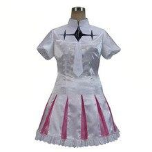 2017 убить ла Косплей nonon jakuzure костюм платье Костюм Аниме Равномерное Косплей Костюм для взрослых Хэллоуин одежда