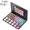 Lauryn Magic for beauty 78 Colors Cosmetics Shadows eyeshadow Palette Makeup Palette