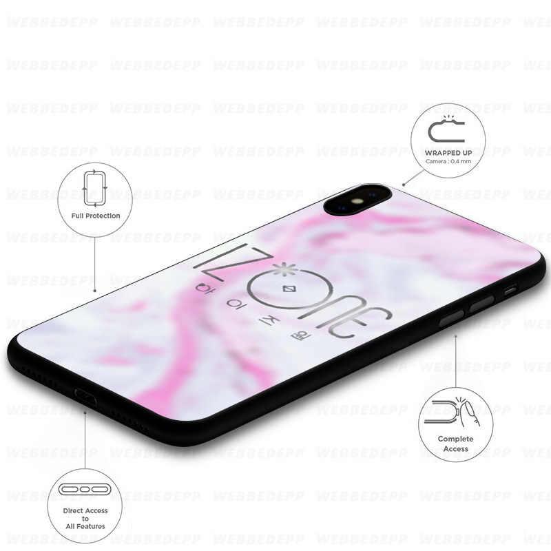 WEBBEDEPP IZONE K Pop Band Weichen Fall für Huawei Mate Ehre 20 6A 7A 7C 7X8 9 9X10 Ansicht 20 10 Lite Pro Mate 30 20 Lite Pro
