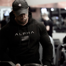 ALPHA Hip Streetwear Hoodies