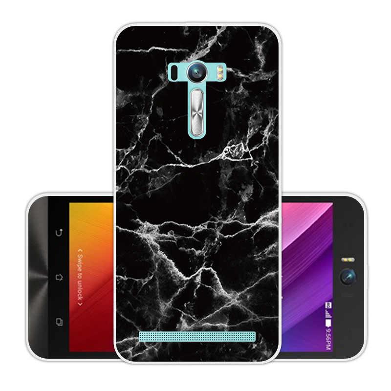 กรณีซิลิโคนสำหรับA Sus Z Enfone S Elfie ZD551KLโทรศัพท์นิ่มTPU 5.5นิ้วสำหรับF UndasอัสซุสZD551KLหินปกหลังCapa