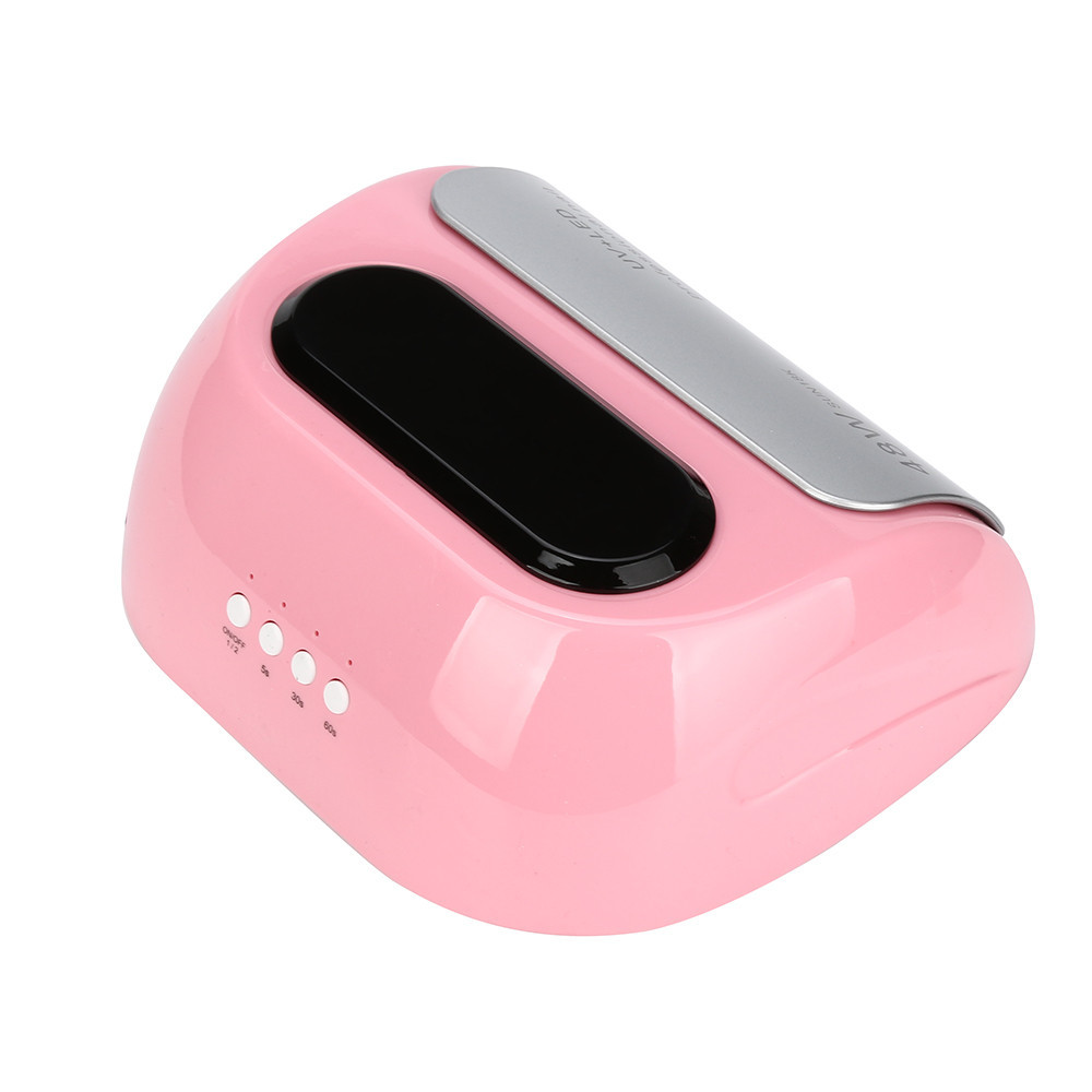 LED UV Nail Gel Curing Protection Lamp Light Nail Gel Polish Dryer for Curing Nail Art Manicure Machine Low Heat Hot Selling